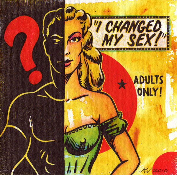I Changed My Sex