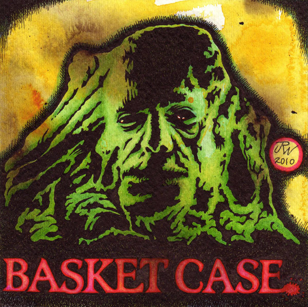 """Basket Case"" is copyright ©2008 by J.R. Williams.  All rights reserved.  Reproduction prohibited."