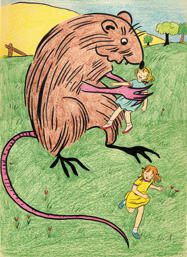 """RATS! (small image view)"" is copyright ©2008 by Jeremy Eaton.  All rights reserved.  Reproduction prohibited."