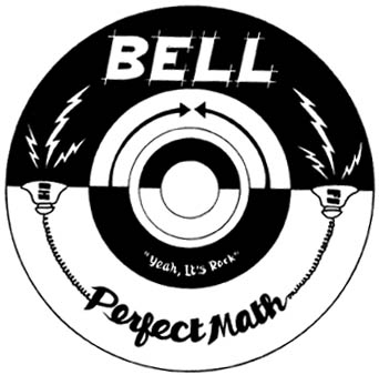 """Bell CD label art"" is copyright ©2008 by Eric Reynolds.  All rights reserved.  Reproduction prohibited."