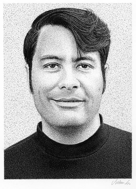 """JIM JONES"" is copyright ©2008 by Jim Blanchard.  All rights reserved.  Reproduction prohibited."