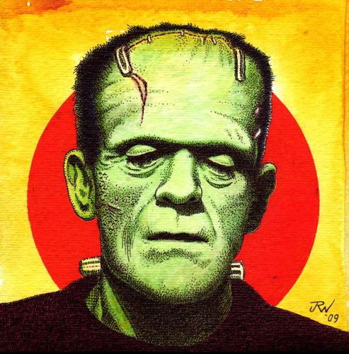 frankenstein and male reproduction Frankenstein: annotated bibliography darwin thinks of the organisms that reproduce by solitary reproduction as male male and female in frankenstein.