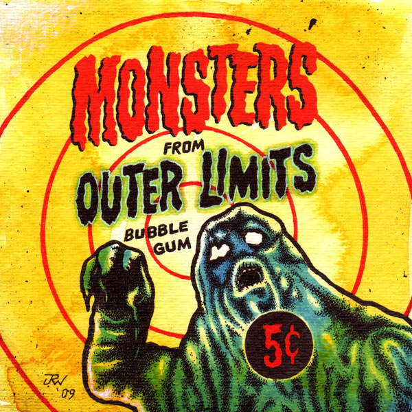 """Outer Limits"" is copyright ©2008 by J.R. Williams.  All rights reserved.  Reproduction prohibited."