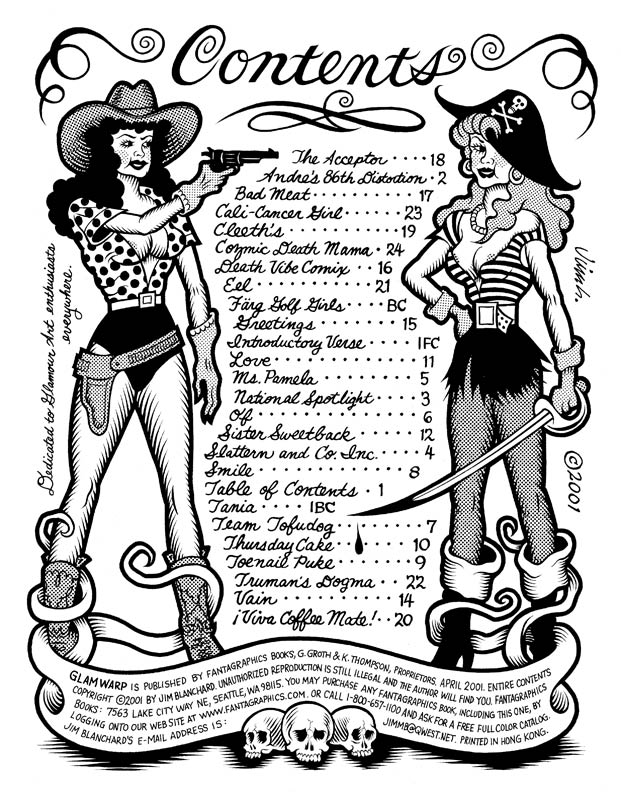 """COWGIRL AND PIRETTE"" is copyright ©2008 by Jim Blanchard.  All rights reserved.  Reproduction prohibited."