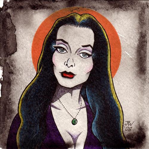 Carolyn Jones artist