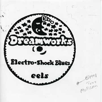 """Eels Electro-Shock Blues LP label"" is copyright ©2008 by Tony Mostrom.  All rights reserved.  Reproduction prohibited."